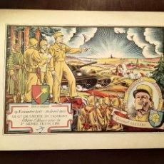 Arte: L'ALSACE FRANÇAISE , HISTORIE IMAGEÉ. PARÍS, ISTRA 1948.14 CROMOLITOGRAFIAS. Lote 8712683
