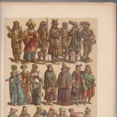 Arte: ESCANDINAVOS.CROMOLITOGRAFIA DE FINALES DEL SIGLO XIX.TAMAÑO: 33 X 24 CTMS.. Lote 57587764