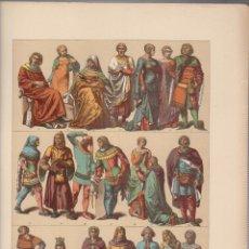 Arte: ALEMANES.CROMOLITOGRAFIA DE FINALES DEL SIGLO XIX.TAMAÑO: 33 X 24 CTMS.. Lote 57588174