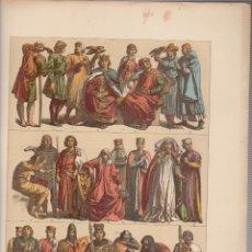Arte: ALEMANES.CROMOLITOGRAFIA DE FINALES DEL SIGLO XIX.TAMAÑO: 33 X 24 CTMS.. Lote 57588189