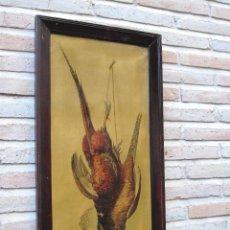 Arte: CROMOLITOGRAFIA ANTIGUA ENMARCADA - PPOS. SIGLO XX.. Lote 58623153