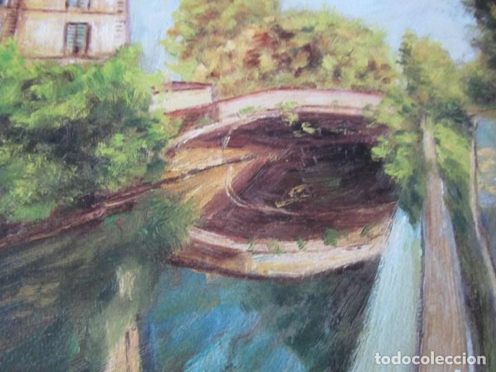 Arte: Milena Este Reproducción obra gráfica Primavera Impresión digital firmada y numerada a lápiz 4/99 - Foto 5 - 62514920