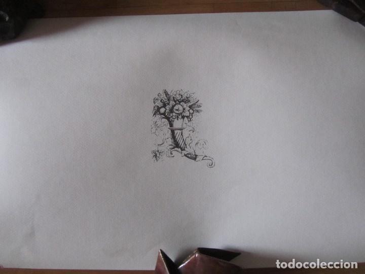 Arte: Milena Este Reproducción obra gráfica Primavera Impresión digital firmada y numerada a lápiz 4/99 - Foto 11 - 62514920