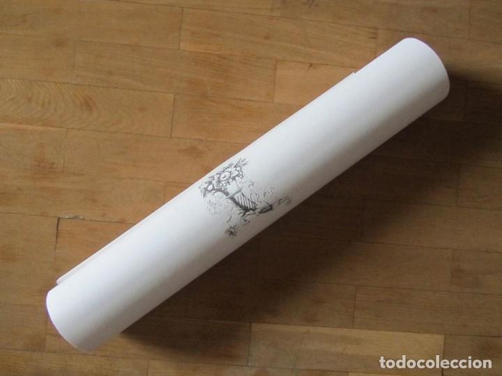 Arte: Milena Este Reproducción obra gráfica Primavera Impresión digital firmada y numerada a lápiz 4/99 - Foto 13 - 62514920