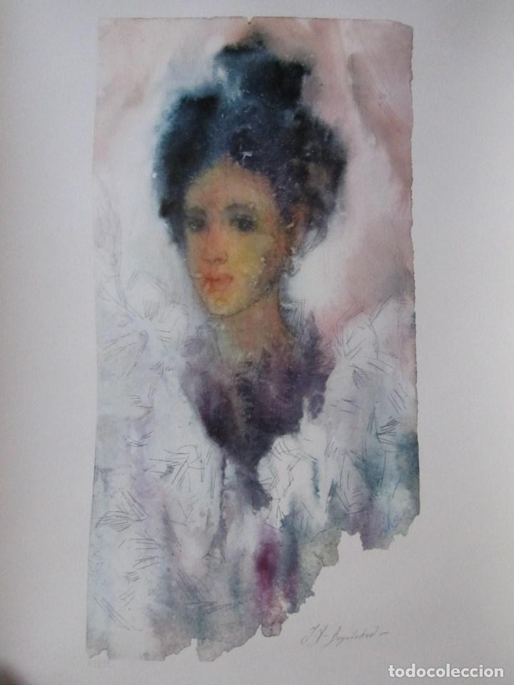Arte: Irina Anastasia Bogatcheb reproducción obra gráfica Impresión Digital firmada y numerada 12/99 - Foto 2 - 62515352