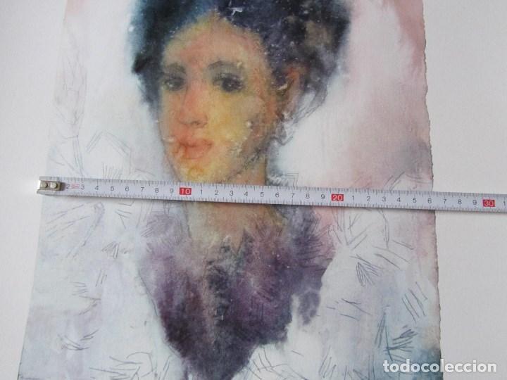 Arte: Irina Anastasia Bogatcheb reproducción obra gráfica Impresión Digital firmada y numerada 12/99 - Foto 3 - 62515352