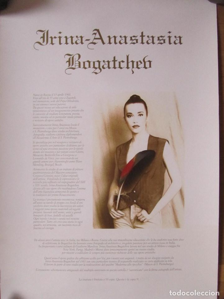 Arte: Irina Anastasia Bogatcheb reproducción obra gráfica Impresión Digital firmada y numerada 12/99 - Foto 7 - 62515352