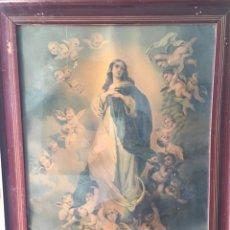 Arte: ESTAMPA RELIGIOSA