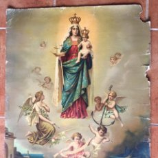 Arte: ESTAMPA RELIGIOSA ANTIGUA
