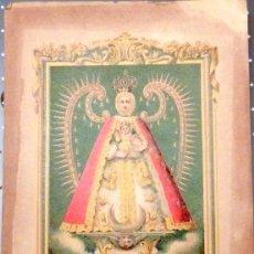 Arte: CROMOLITOGRAFIA NTRA. SRA. DEL PRADO CIUDAD REAL. DEL LIBRO ADVOCACIONES DE LA VIRGEN 1886. Lote 95863407