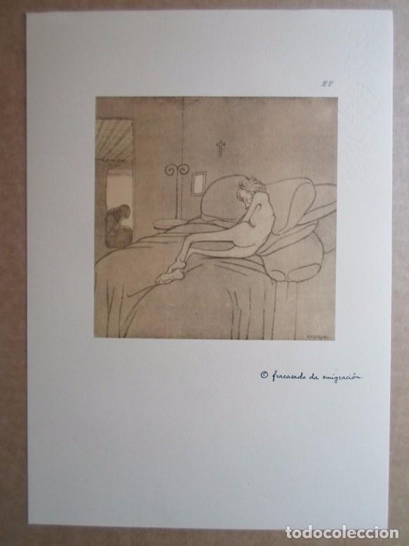 castelao (rianxo, a coruña 1886-buenos aires 19 - Comprar ...