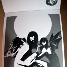 Arte: EELUS POSTCARD BOOK 10 POSTALES DE ARTE A TODO COLOR. Lote 104013287