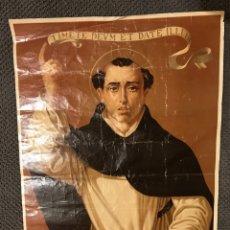 Arte: VALENCIA. SAN VICENTE FERRER. VI CENTENARIO NATALICIO 1650. Lote 105100784
