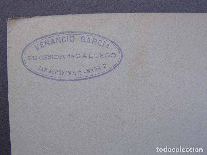Arte: 3 bonitas cromolitografías antiguas - Foto 3 - 120814027