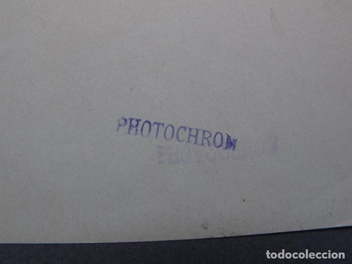 Arte: 3 bonitas cromolitografías antiguas - Foto 4 - 120814027