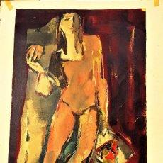 Arte: JÉRÔME EN GALERIE D´ART FORMEL, 66 RUE ST HONORÉ. 1975. Lote 121121423