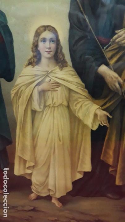 Arte: Cromolitografía /siglo XIX - Foto 4 - 30275076
