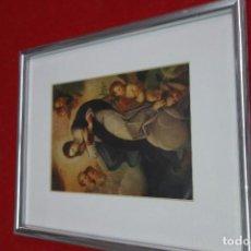 Arte: CUADRO CROMOLITOGRAFIA MEDIADOS DEL SIGLO XX. Lote 132665278