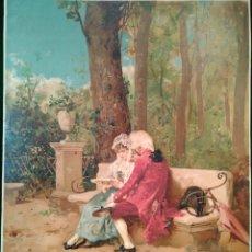 Arte: P.SERRALLONGA.BARCELONA MIRALLES Y Cª EDITORES, UNIÓN 17.SIGLO XIX. Lote 139402084