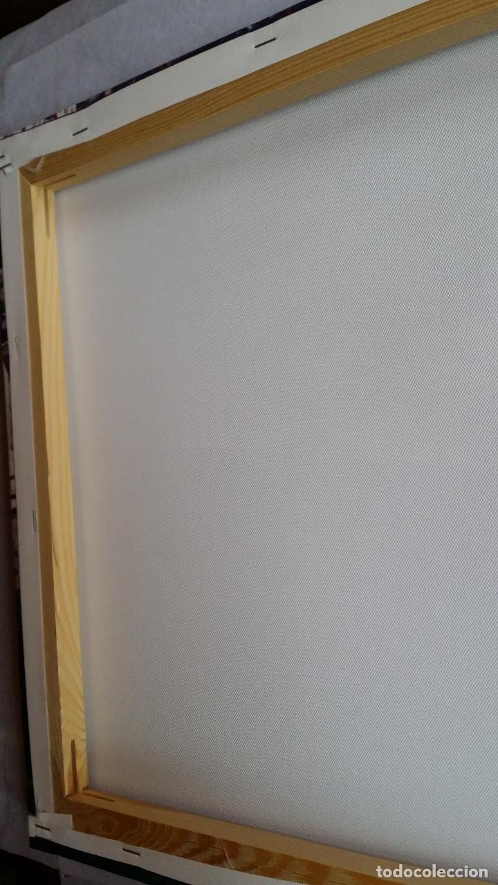 Arte: CHRISTO JAVACHEFF: Wrapped REICHSTAG,1995 / IMPRESIÓN EN LIENZO y montaje COLLAGE, firmado - Foto 16 - 48935665