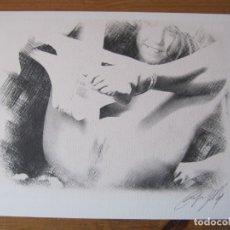 Arte: LUIGI GIOIELLO - CROMOLITOGRAFIA FIRMADA Y NUMERADA. Lote 175696548