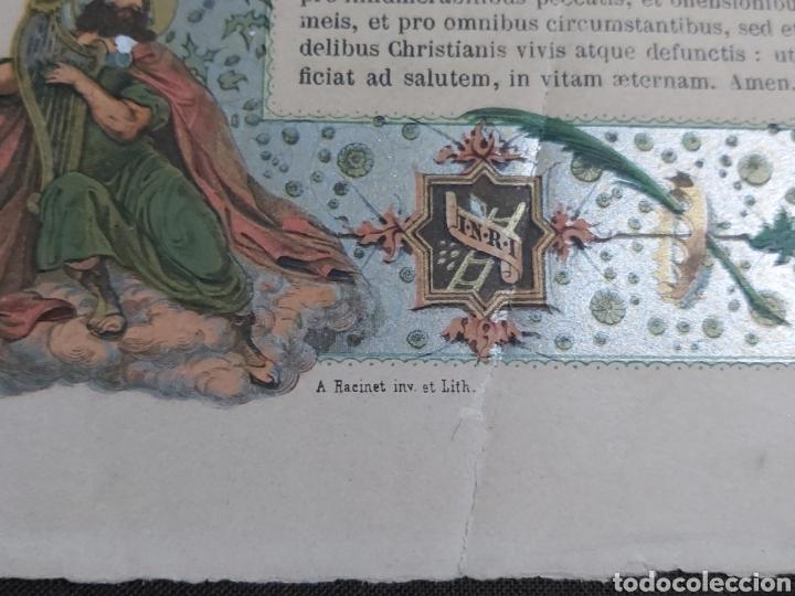 Arte: CROMOLITOGRAFIA S.XIX DE A. RACINET INV ET LITH / CHROMOLITOGRAPHIE TURQIS - Foto 3 - 182044207