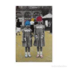 Arte: CARMEN CALVO - LA LIBERTAD, ÚNICAMENTE LA LIBERTAD. Lote 191389927