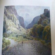Arte: DESFILADERO DE LA HERMIDA CANTABRIA VISTA CROMOLITOGRAFIA 1905 POR ARTISTA INGLES WIGRAM. Lote 200158971