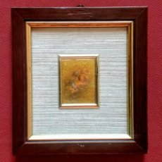 Arte: CROMOLITOGRAFIA - ORO FOGLIA - 23 KT. - EDICION LIMITADA. Lote 200257371