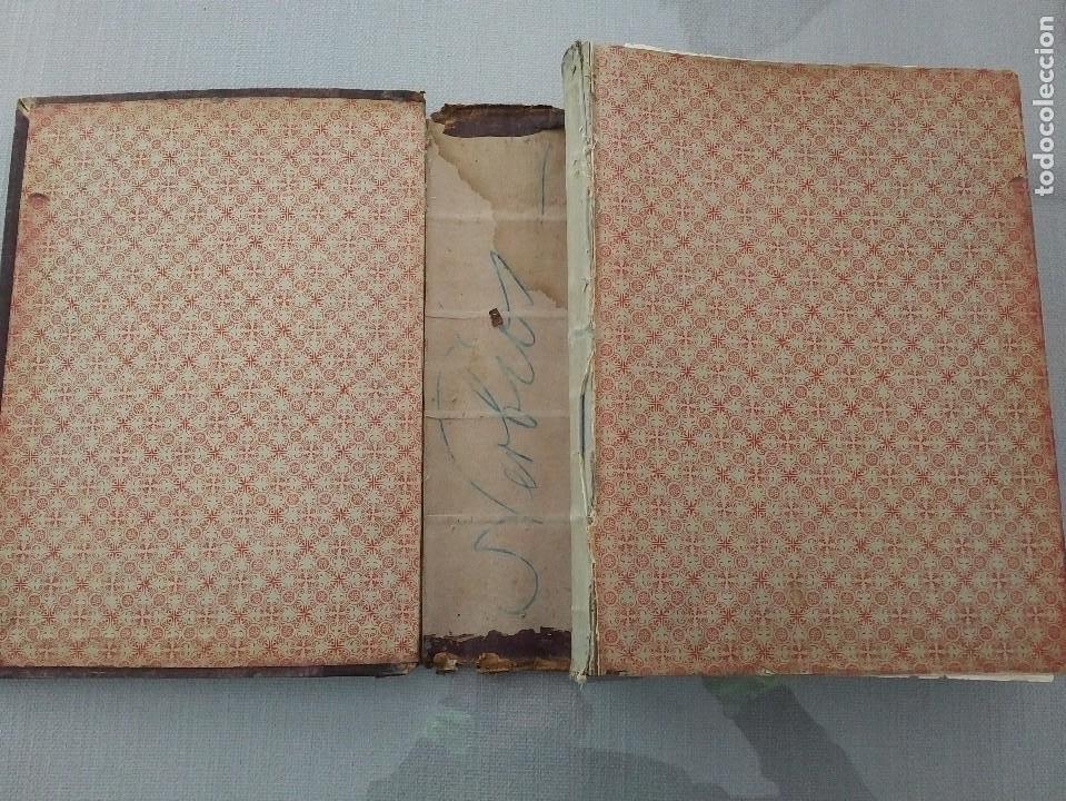 Arte: EXCEPCIONAL VOLUMEN SIGLO XIX CON MÁS DE 170 CROMOLITOGRAFIAS COMPENDIO DE LA E. ANTIGUA A MODERNA - Foto 4 - 201107672