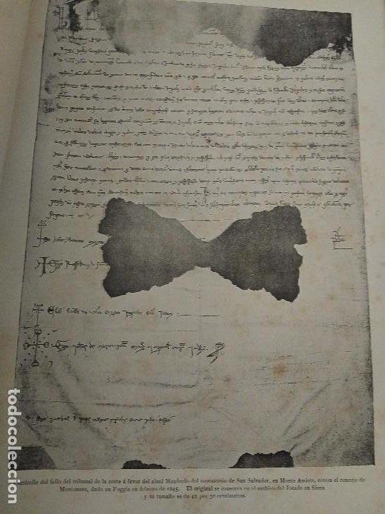 EXCEPCIONAL VOLUMEN SIGLO XIX CON MÁS DE 170 CROMOLITOGRAFIAS COMPENDIO DE LA E. ANTIGUA A MODERNA (Arte - Cromolitografía)