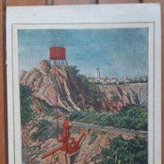 Arte: COLECCIÓN DE 5 CROMOLITOGRAFÍAS DE INVENTOS DEL SIGLO XIX/DESECADORES, ARIETE HIDRÁULICO.... Lote 205836400