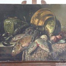 Arte: LÁMINA CROMOLITOGRÁFICA DEL SIGLO XIX. Lote 214165543