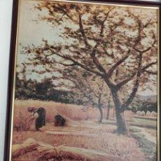Arte: LA SIEGA JOAQUÍN VAYREDA. Lote 214205755