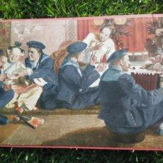Arte: SALÓN DE TÉ CHINO. Lote 219298035