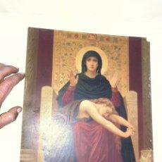 Arte: PRECIOSA CROMOLITOGRAFIA RELIGIOSA!. Lote 243227730