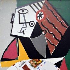 Art: MANOLO VALDÉS - MENINA (1987). Lote 247621595