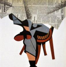 Art: MANOLO VALDÉS - EL LECTOR (1987). Lote 248431055