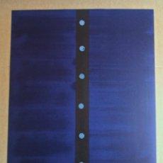 Art: JUAN USLE (SANTANDER 1954) CARTEL EXPOSICIÓN 1992 DE 75X55 CMS FIRMADO PLANCHA. PERFECTO, NUNCA HA E. Lote 252239160