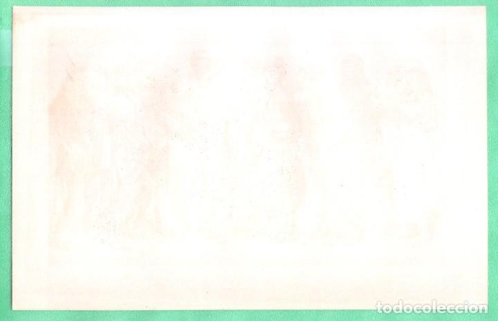 Arte: HISTORIA DEL VESTIDO ANTIGÜEDAD (KOSTÜME I: ALTERTUM) CROMOLITOGRAFÍA BROCKHAUS LEXIKON 1893 - Foto 2 - 255961160