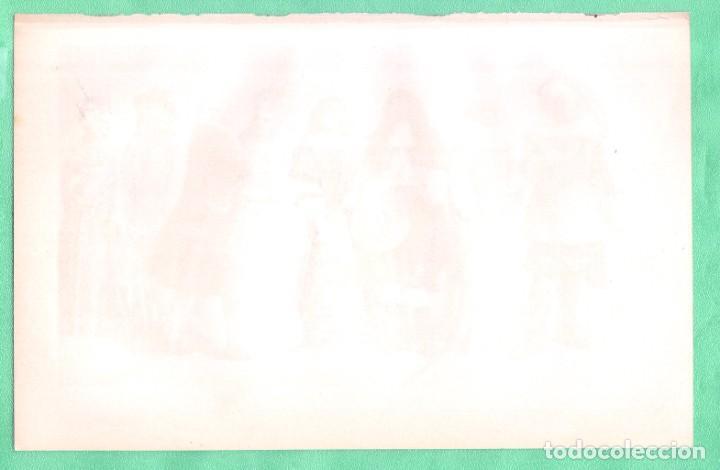 Arte: HISTORIA DEL VESTIDO SIGLO XVII Y XVIII (17 Y 18 JAHRHUNDERT) CROMOLITOGRAFÍA BROCKHAUS LEXIKON 1893 - Foto 2 - 255963370