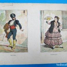 Arte: CARTEL ANDALUZ, ANDALUZA, ANDALUCIA. S/F.. Lote 262537750