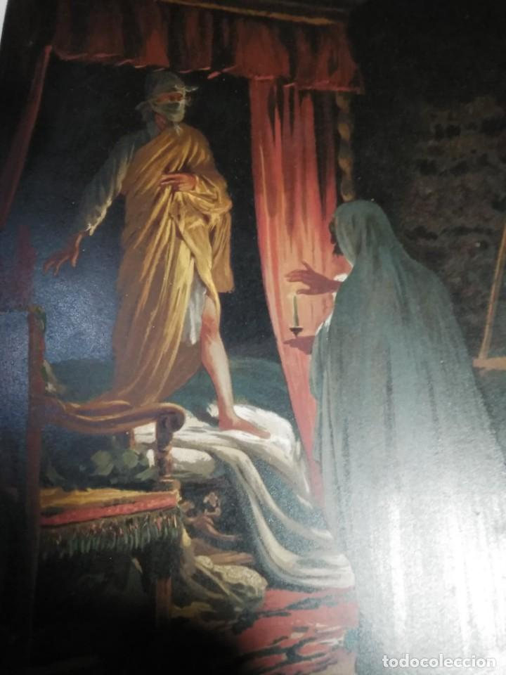Arte: 3 Cromolitografias antiguas de Don Quijote de la Mancha - Foto 14 - 253746380