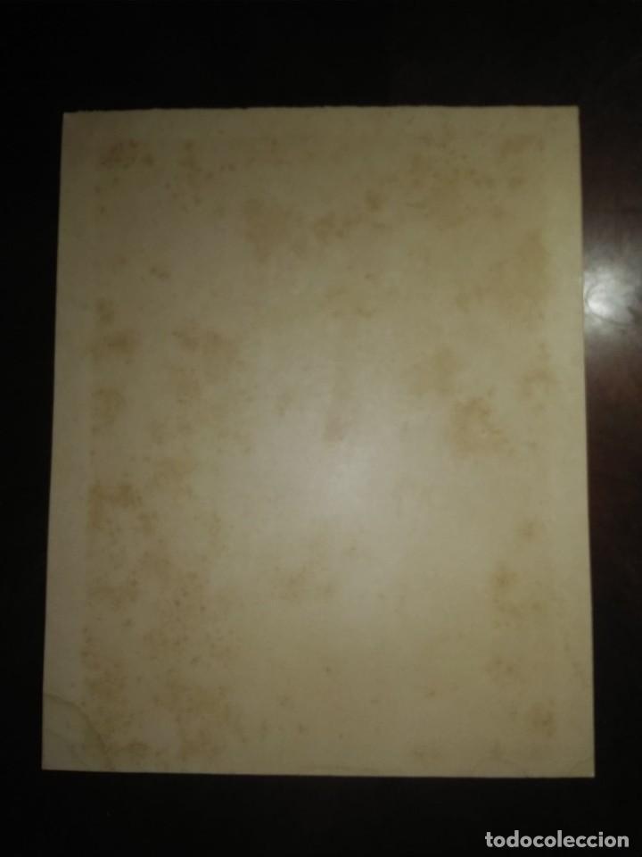 Arte: 3 Cromolitografias antiguas de Don Quijote de la Mancha - Foto 16 - 253746380