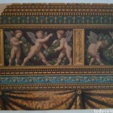Arte: CROMOLITOGRAFIA DE DECORACIÓN ALEMANIA 1878. LEER DESCRIPCIÓN ANTES DE PUJAR O COMPRAR.. Lote 286962518