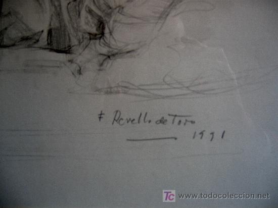 Arte: Detalle de la firma y fecha de la obra - Foto 2 - 4058369