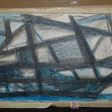 Arte: DIBUJO ORIGINAL , FIRMADO. Lote 16716412
