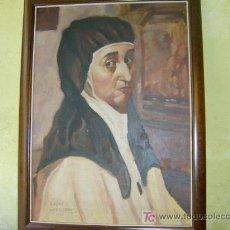Arte: GALICIA - VIGO OLEO FIRMADO LUIS TORRAS 1930 - PERFECTO, ENVIO GRATIS MENSAJERIA. + INFO. Lote 15889875