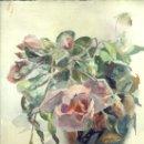 Arte: AA144-JOAN FORT GALCERAN. ACUARELISTA Y DIBUJANTE NACIDO EN BARCELONA EN 1902.. Lote 26772260
