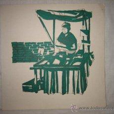 Arte: DIBUJO FIRMADO MIGUEL ARJONA 61. Lote 17222683